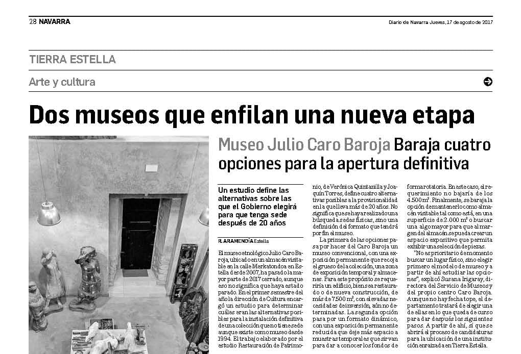Museo Etnografico_Estella